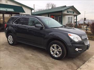 2014 Chevrolet Equinox for sale at TOWN & COUNTRY MOTORS INC in Meriden KS