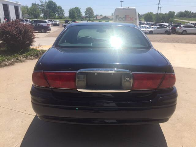 2003 Buick LeSabre for sale at TOWN & COUNTRY MOTORS INC in Meriden KS