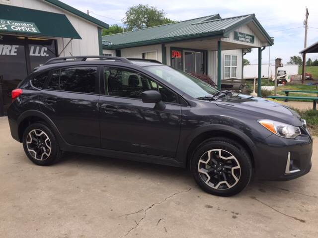 2016 Subaru Crosstrek for sale at TOWN & COUNTRY MOTORS INC in Meriden KS