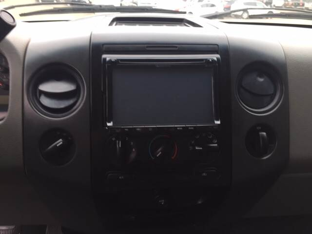 2008 Ford F-150 for sale at TOWN & COUNTRY MOTORS INC in Meriden KS
