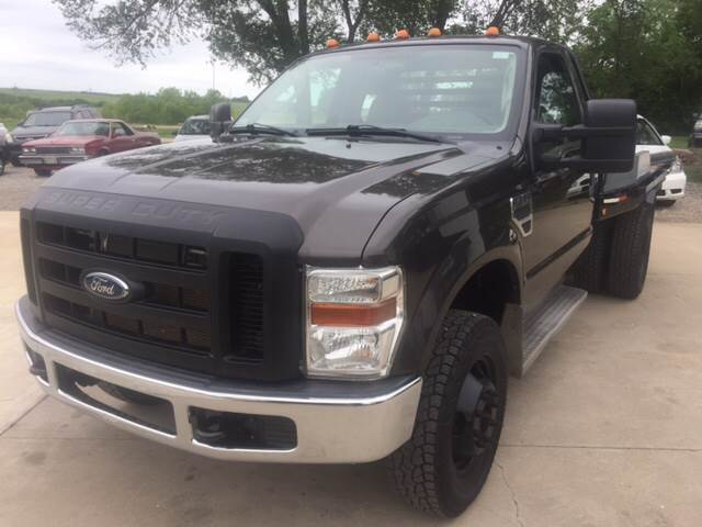 2008 Ford F-350 for sale at TOWN & COUNTRY MOTORS INC in Meriden KS