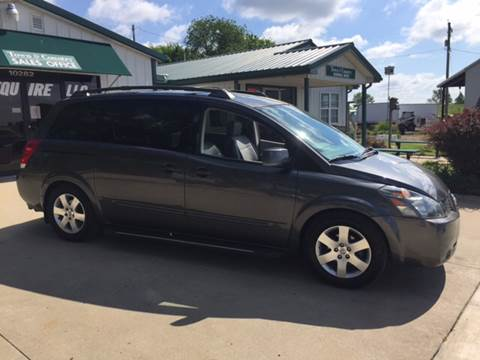 2004 Nissan Quest for sale at TOWN & COUNTRY MOTORS INC in Meriden KS