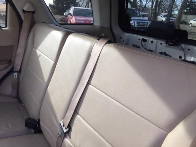 2010 Ford Escape for sale at TOWN & COUNTRY MOTORS INC in Meriden KS