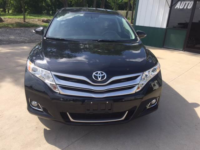 2013 Toyota Venza for sale at TOWN & COUNTRY MOTORS INC in Meriden KS