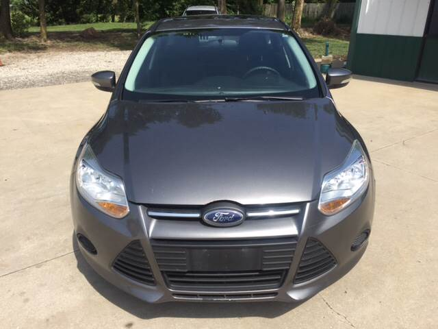 2013 Ford Focus for sale at TOWN & COUNTRY MOTORS INC in Meriden KS