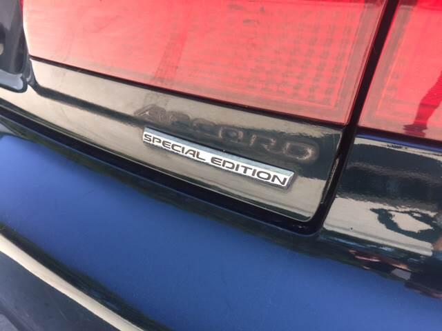 2000 Honda Accord for sale at TOWN & COUNTRY MOTORS INC in Meriden KS
