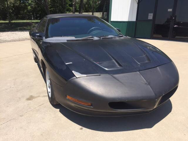 1997 Pontiac Firebird for sale at TOWN & COUNTRY MOTORS INC in Meriden KS