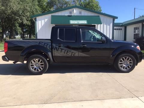 2012 Nissan Frontier for sale in Meriden, KS