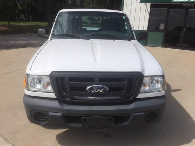 2010 Ford Ranger for sale at TOWN & COUNTRY MOTORS INC in Meriden KS