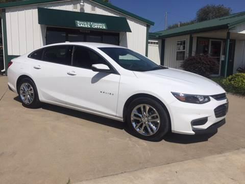 2017 Chevrolet Malibu for sale in Meriden, KS