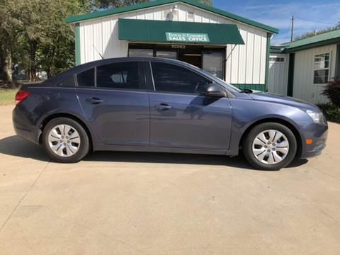 2013 Chevrolet Cruze for sale in Meriden, KS