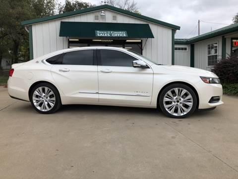 2014 Chevrolet Impala for sale in Meriden, KS