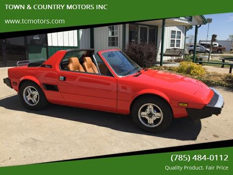Fiat X1 9 >> Used Fiat X1 9 For Sale Carsforsale Com
