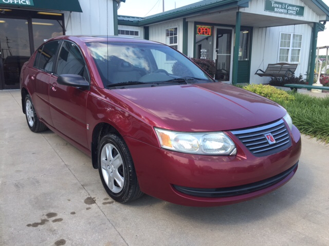 2006 Saturn Ion for sale at TOWN & COUNTRY MOTORS INC in Meriden KS