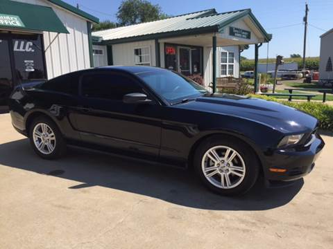 2010 Ford Mustang for sale in Meriden, KS