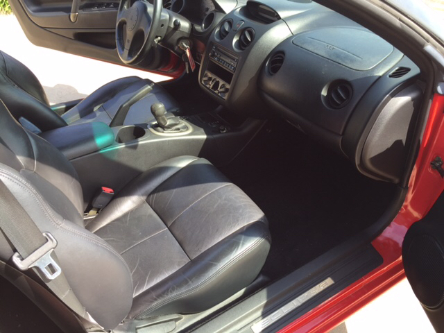 2001 Mitsubishi Eclipse Spyder for sale at TOWN & COUNTRY MOTORS INC in Meriden KS
