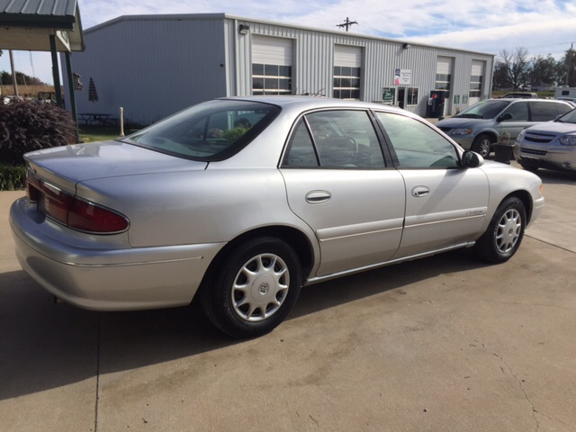 2001 Buick Century for sale at TOWN & COUNTRY MOTORS INC in Meriden KS