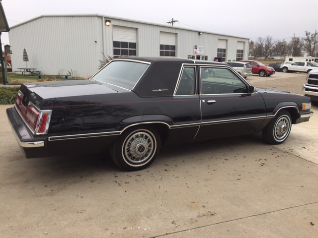 1980 Ford Thunderbird for sale at TOWN & COUNTRY MOTORS INC in Meriden KS