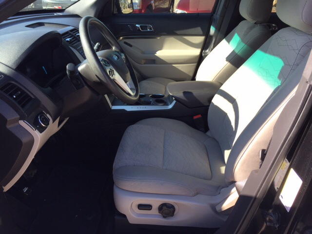 2014 Ford Explorer for sale at TOWN & COUNTRY MOTORS INC in Meriden KS