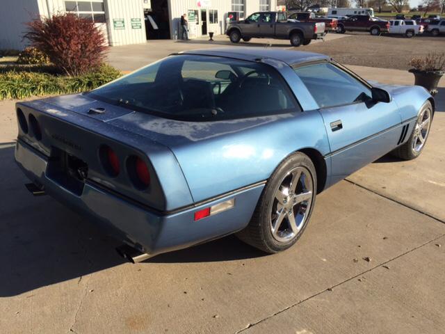 1984 Chevrolet Corvette for sale at TOWN & COUNTRY MOTORS INC in Meriden KS