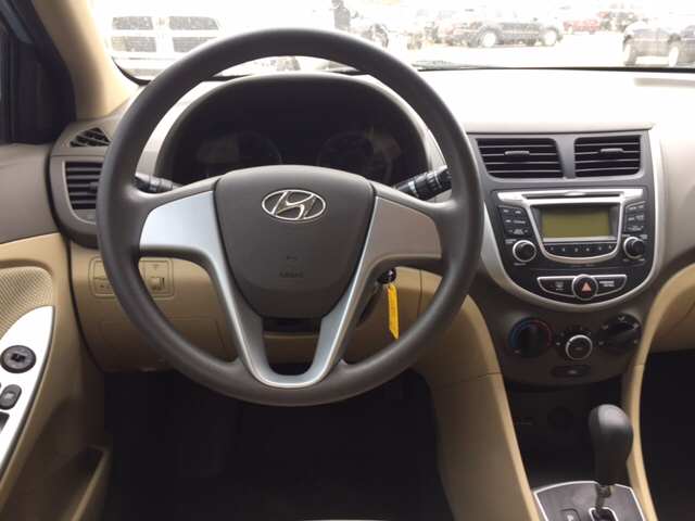 2013 Hyundai Accent for sale at TOWN & COUNTRY MOTORS INC in Meriden KS