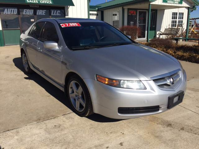 2005 Acura TL for sale at TOWN & COUNTRY MOTORS INC in Meriden KS