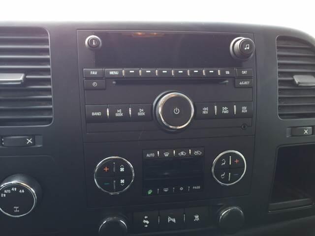 2007 Chevrolet Silverado 1500 for sale at TOWN & COUNTRY MOTORS INC in Meriden KS