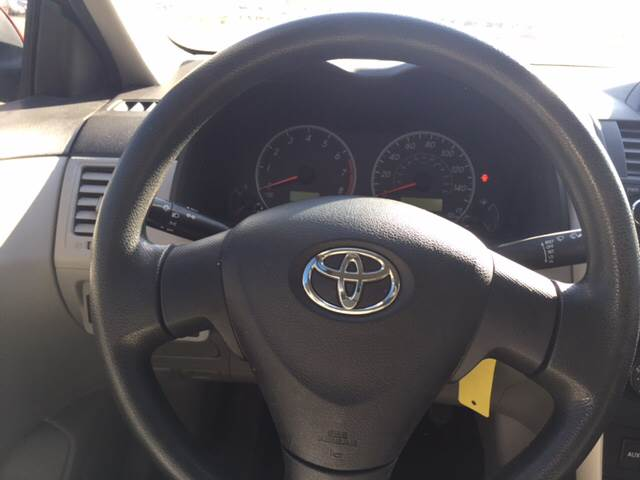 2013 Toyota Corolla for sale at TOWN & COUNTRY MOTORS INC in Meriden KS