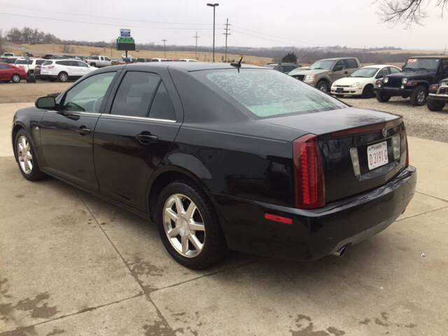 2005 Cadillac STS for sale at TOWN & COUNTRY MOTORS INC in Meriden KS