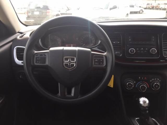 2015 Dodge Dart for sale at TOWN & COUNTRY MOTORS INC in Meriden KS
