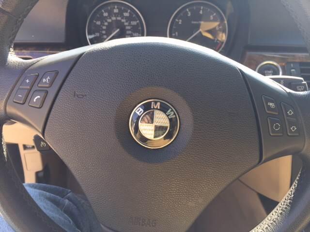 2009 BMW 3 Series for sale at TOWN & COUNTRY MOTORS INC in Meriden KS