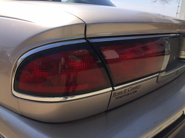 1999 Buick LeSabre for sale at TOWN & COUNTRY MOTORS INC in Meriden KS