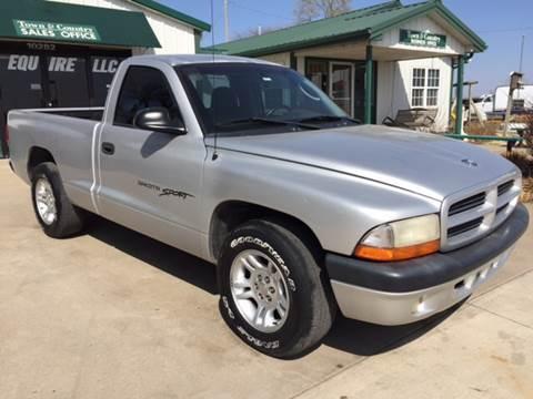 2001 Dodge Dakota for sale in Meriden, KS