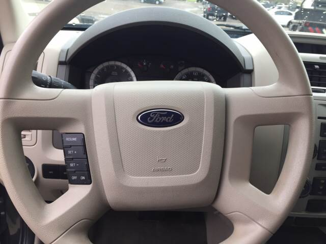 2008 Ford Escape Hybrid for sale at TOWN & COUNTRY MOTORS INC in Meriden KS