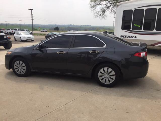 2011 Acura TSX for sale at TOWN & COUNTRY MOTORS INC in Meriden KS