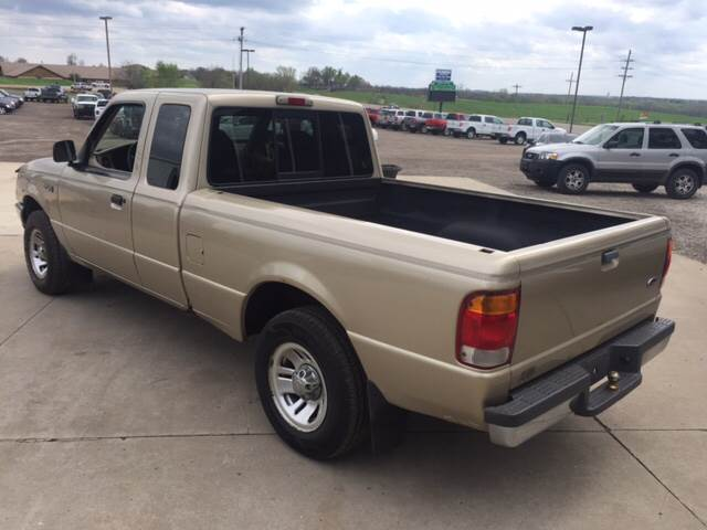 1999 Ford Ranger for sale at TOWN & COUNTRY MOTORS INC in Meriden KS
