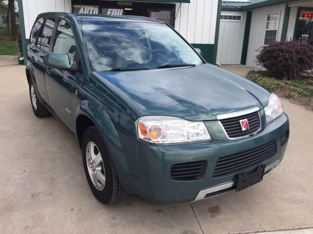 2007 Saturn Vue for sale at TOWN & COUNTRY MOTORS INC in Meriden KS