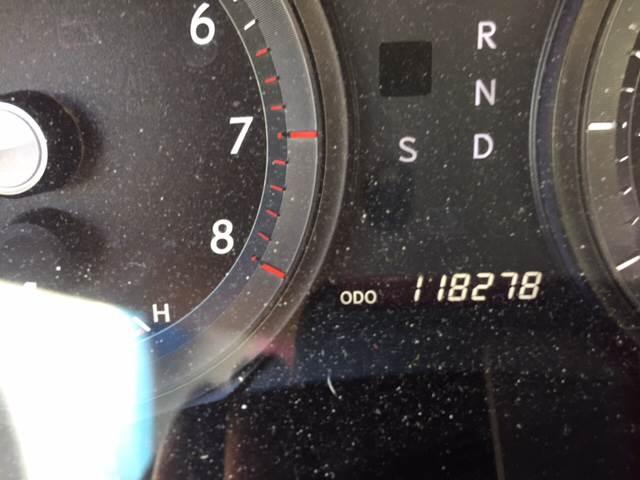 2007 Lexus ES 350 for sale at TOWN & COUNTRY MOTORS INC in Meriden KS