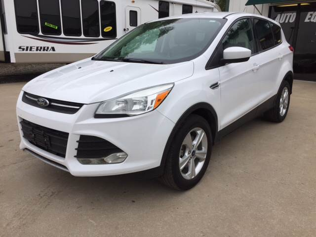 2013 Ford Escape for sale at TOWN & COUNTRY MOTORS INC in Meriden KS