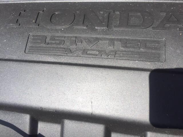 2012 Honda Pilot for sale at TOWN & COUNTRY MOTORS INC in Meriden KS