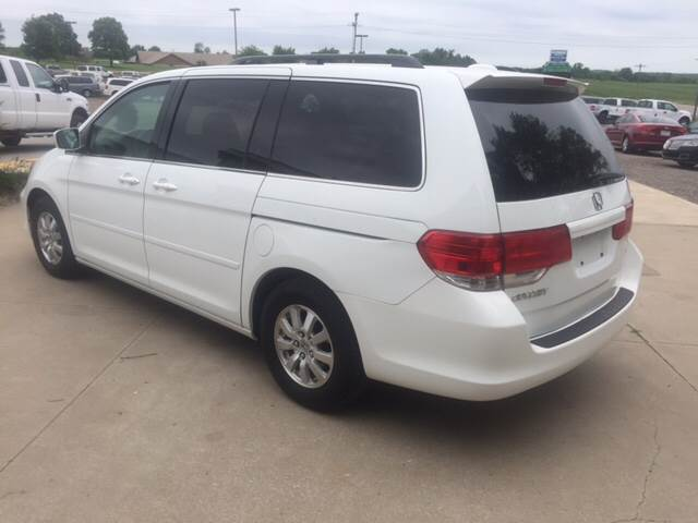 2008 Honda Odyssey for sale at TOWN & COUNTRY MOTORS INC in Meriden KS