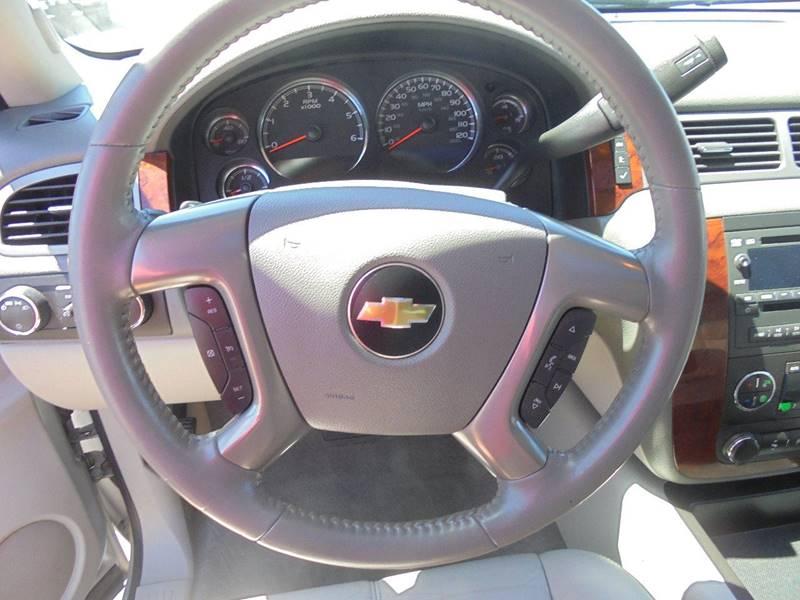 2011 Chevrolet Tahoe 4x4 LT 4dr SUV - Hanford CA
