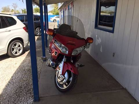 2004 Honda Goldwing for sale in Hanford, CA