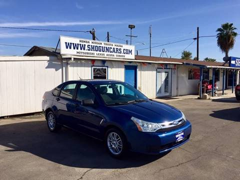 2009 Ford Focus for sale in Hanford, CA