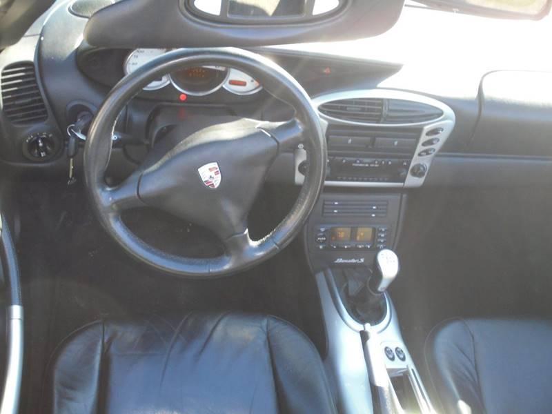 2001 Porsche Boxster S 2dr Convertible - Hanford CA