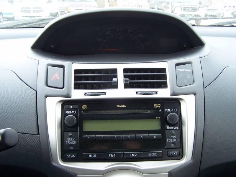2010 Toyota Yaris 4dr Hatchback 4A - Tulsa OK