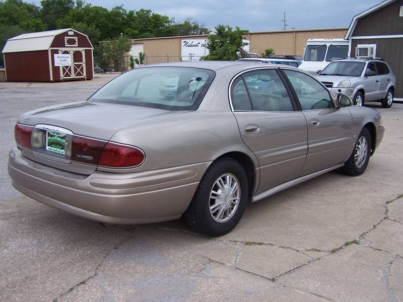 2003 Buick LeSabre Custom 4dr Sedan - Tulsa OK