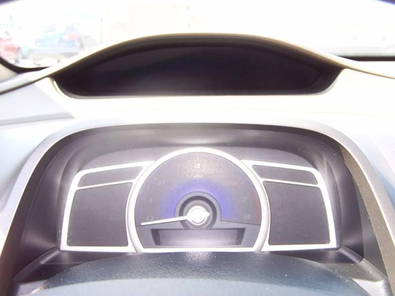 2008 Honda Civic GX 4dr Sedan - Tulsa OK