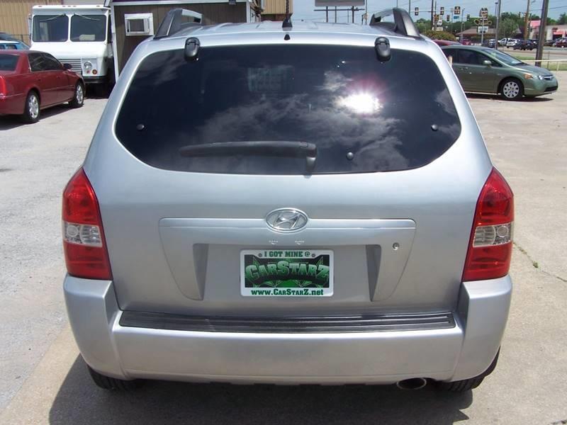 2007 Hyundai Tucson GLS 4dr SUV - Tulsa OK