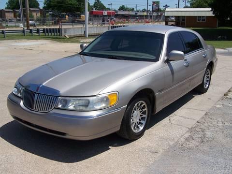 2002 Lincoln Town Car For Sale In Yuma Az Carsforsale Com